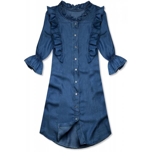 Kleid/Tunika dunkelblau